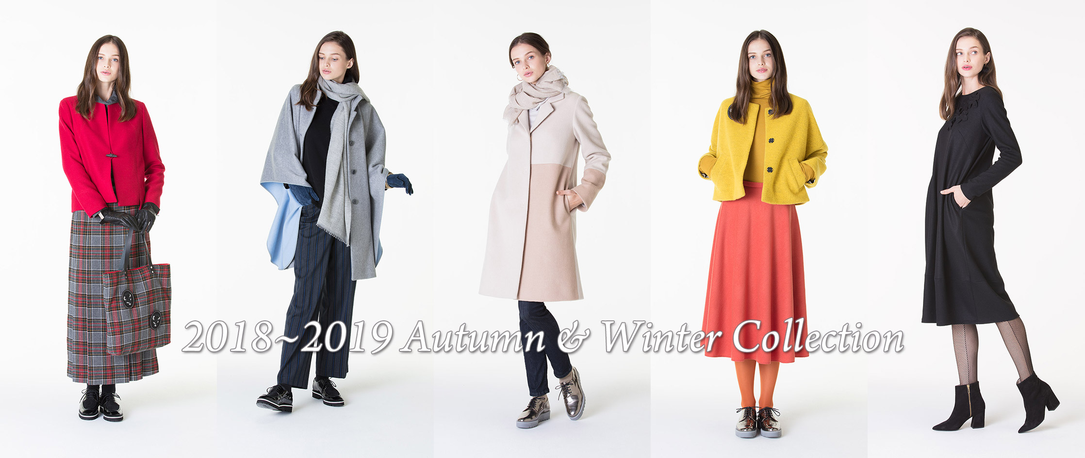 2018-19 Autumn & Winter Collection 1