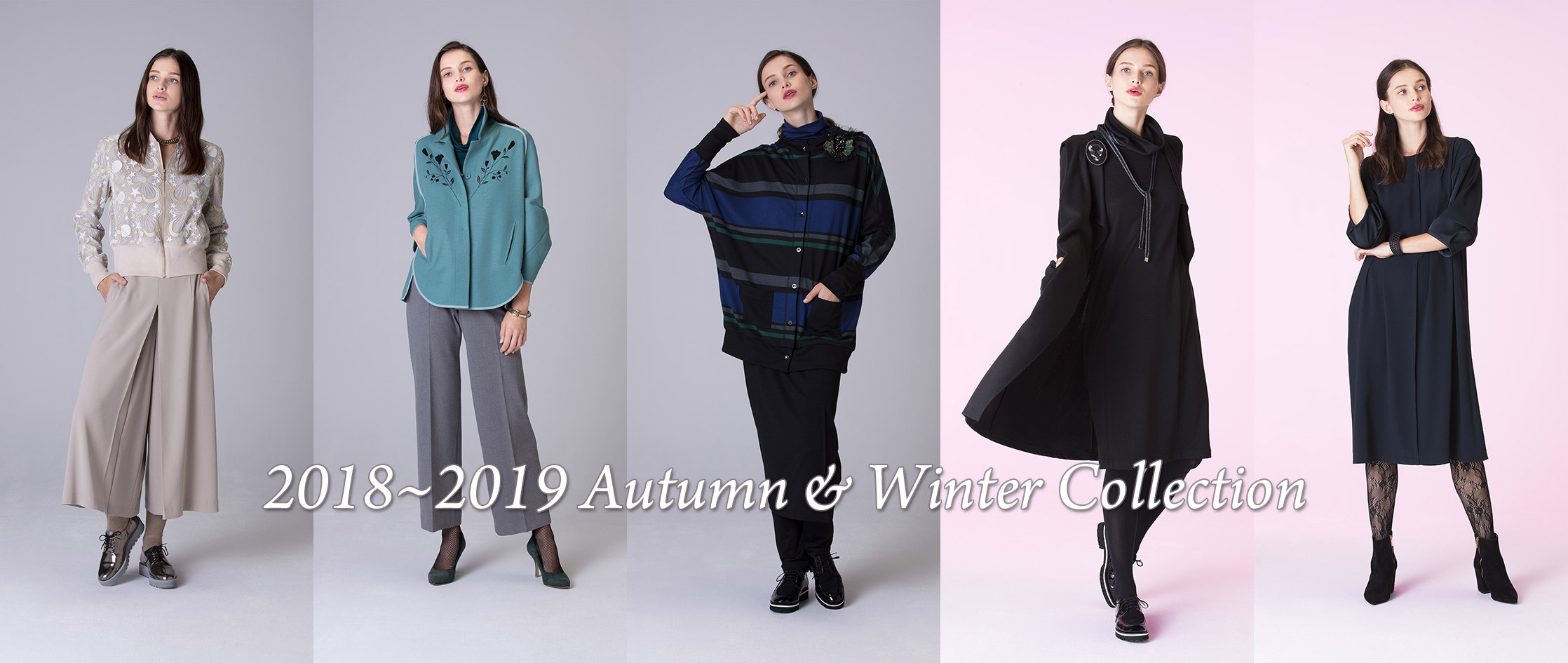 2018-19 Autumn & Winter Collection 2