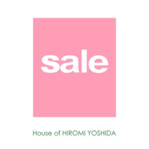 House of HIROMI YOSHIDA sale